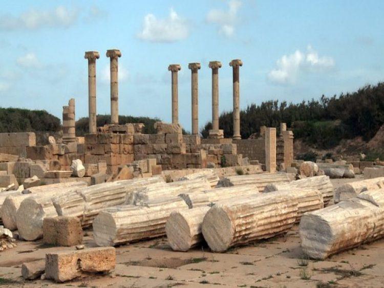 Protecting Libya's heritage