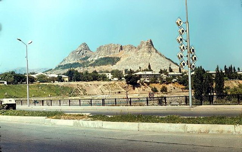 Suleyman Mountains 03