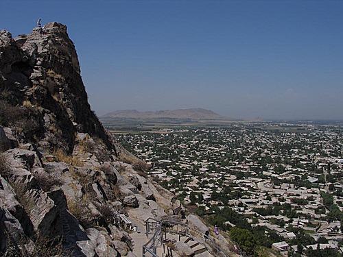 Suleyman Mountains 04