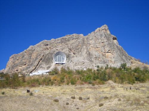 Suleyman Mountains 05