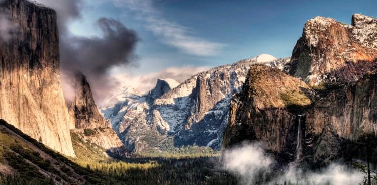 Yosemite valley, California, USA. 002
