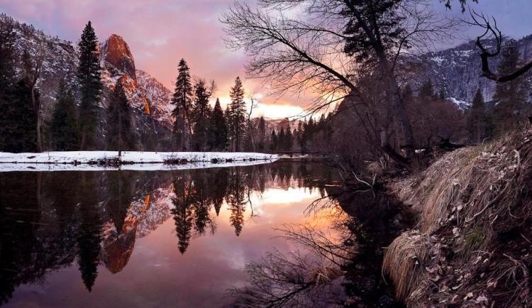 Yosemite valley, California, USA. 10