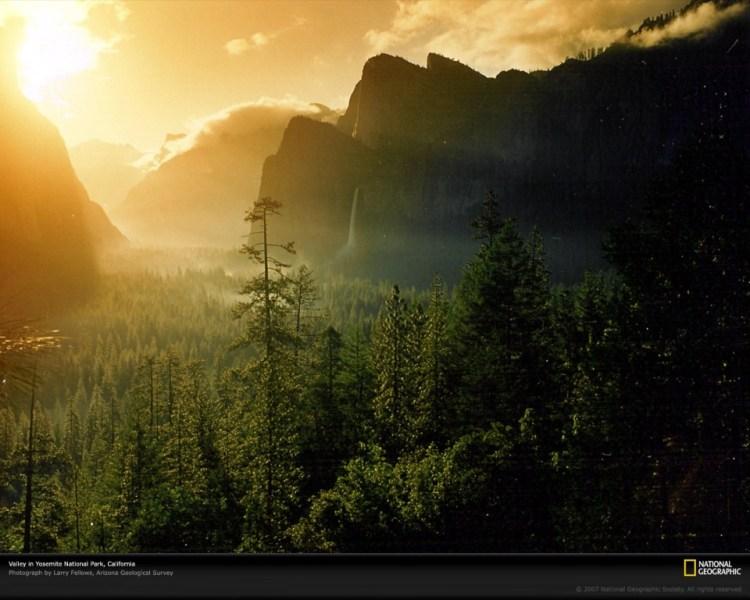 Yosemite valley, California, USA. 12
