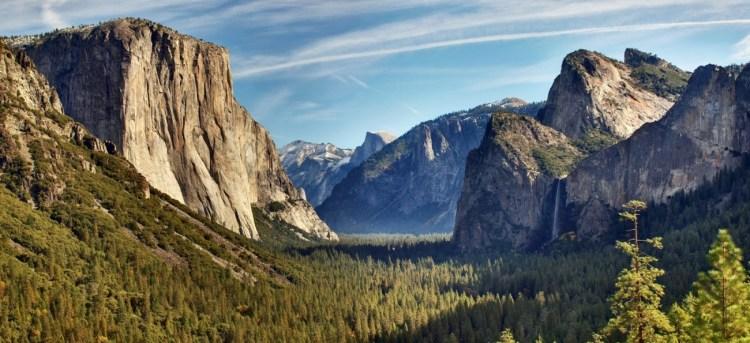 Yosemite valley, California, USA. 15