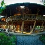 Bali's spectacular bamboo village sets to create million dollar luxury villas