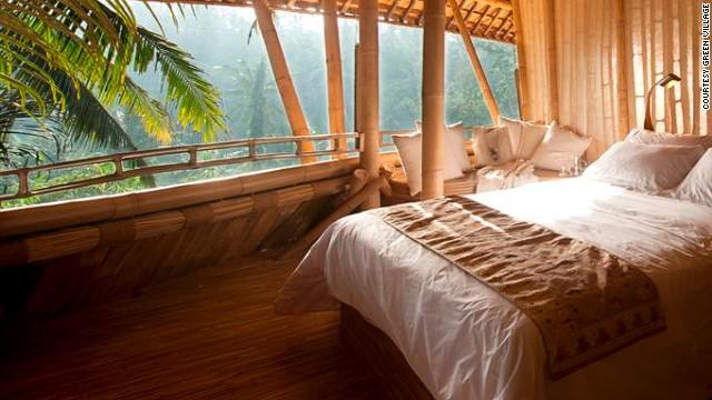 Popular  Bali us spectacular bamboo village sets to create million dollar luxury villas