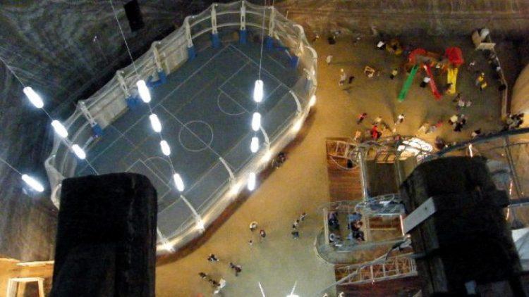Salina Turda Salt Mines transform to History Museum11