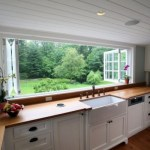 Large Kitchen Window Makes Substantial Difference in Appeal, Suitability and Space.