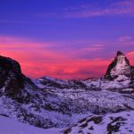 """Matterhorn"" The Highest Iconic Swiss Alps"