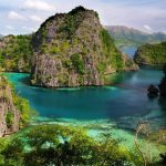 Paradise in Coron Palwan Philippines