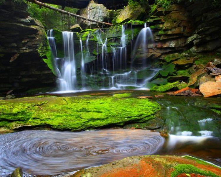 Elakala Falls Virginia18