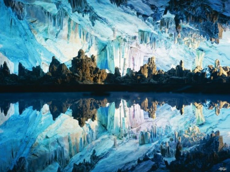 Reed Flute Cave China12