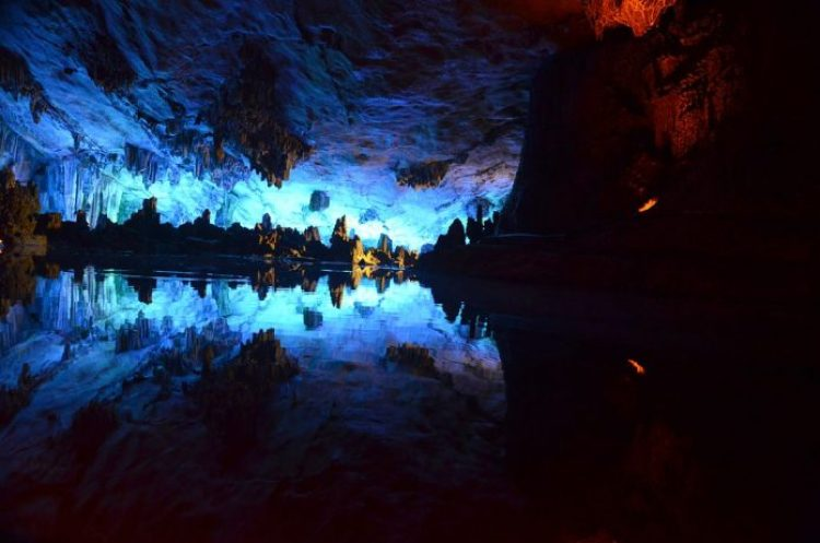 Reed Flute Cave China19