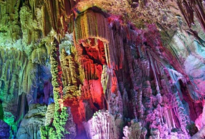 Reed Flute Cave China24
