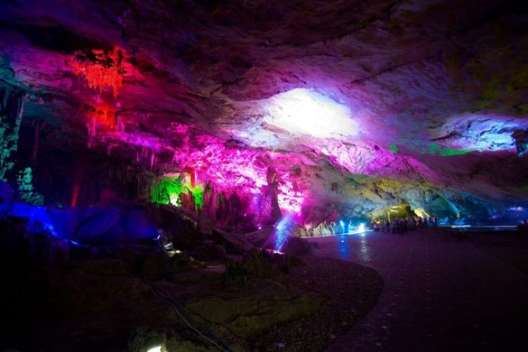 Reed Flute Cave China5