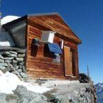 Solvay Hut Switzerland