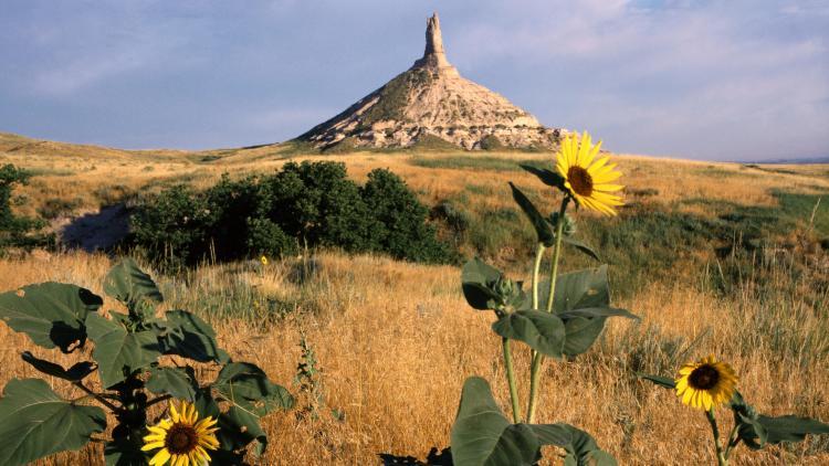 Chimney Rock of Nebraska United States1
