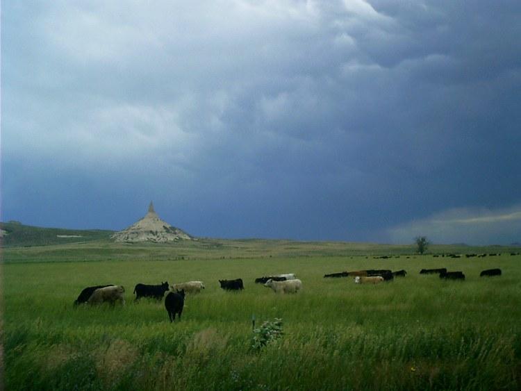 Chimney Rock of Nebraska United States12