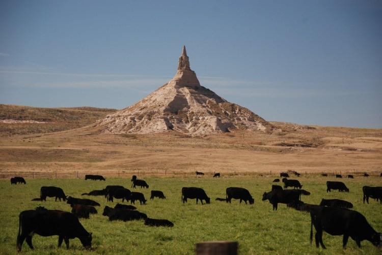 Chimney Rock of Nebraska United States13