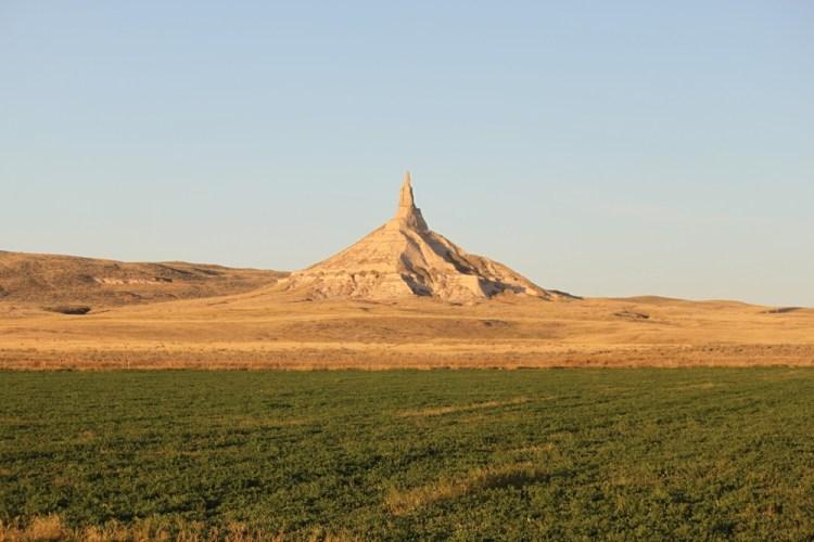 Chimney Rock of Nebraska United States15