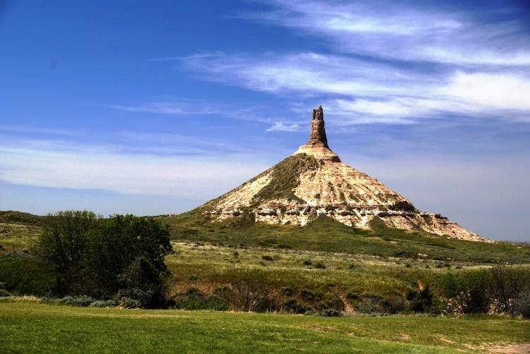 Chimney Rock of Nebraska United States17