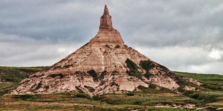 Chimney Rock of Nebraska United States22