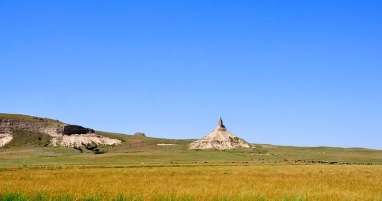 Chimney Rock of Nebraska United States4