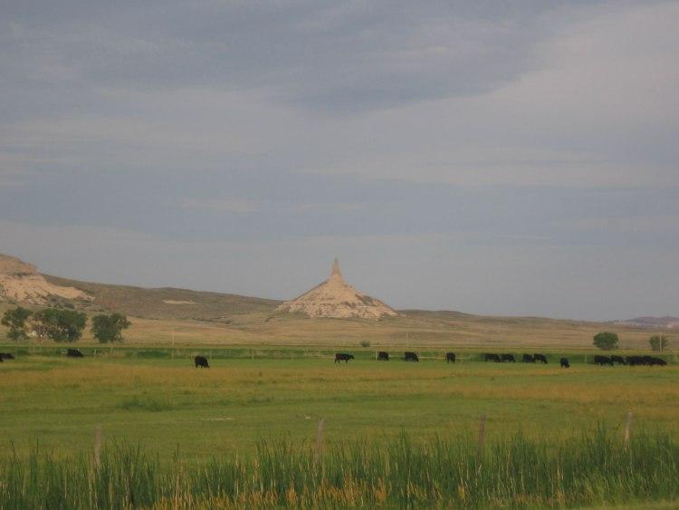 Chimney Rock of Nebraska United States8
