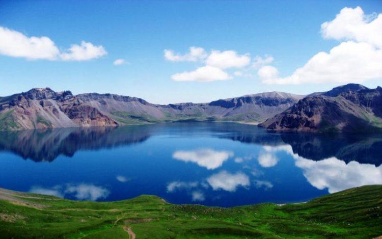 Heaven Lake China North Korea8