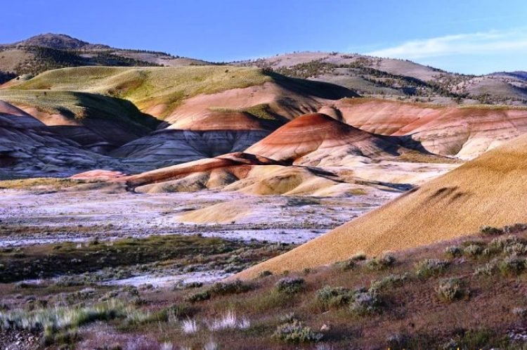 Painted Hills Oregon23
