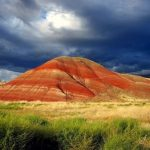 Mind-Blowing Kaleidoscope of Colors at Painted Hills of Oregon