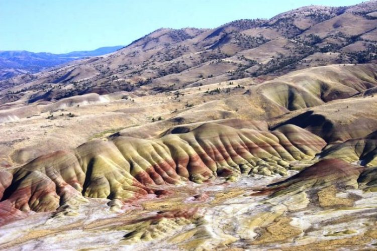Painted Hills Oregon8