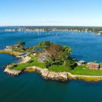 A Luxury Island has gone on the market for $11million.