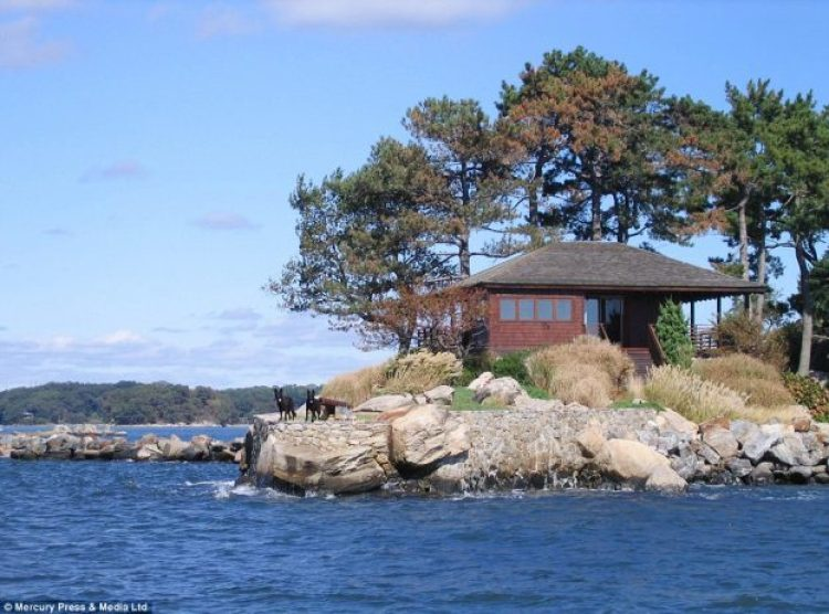 A Luxury Island has gone on the market for $11million11