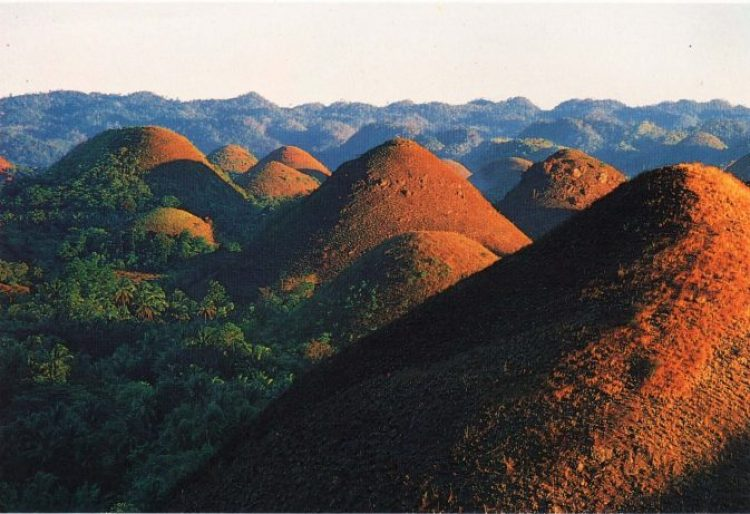 Chocolate Hills, Philippines 12