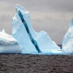 The Incredible Cool-Colors Striped Iceberg