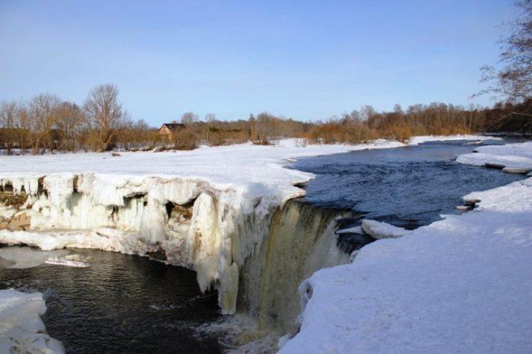 Jagala waterfall Estonia21