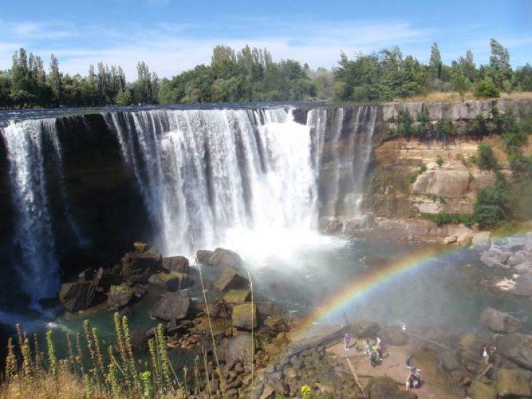 Laja Falls Chile4