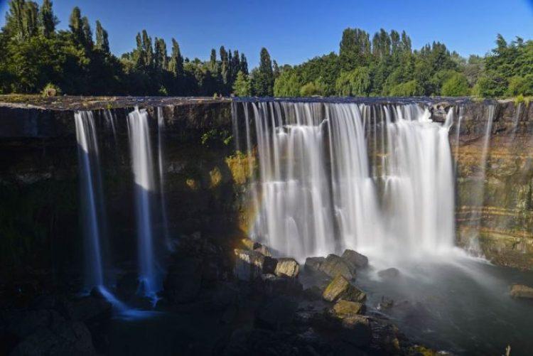 Laja Falls Chile5