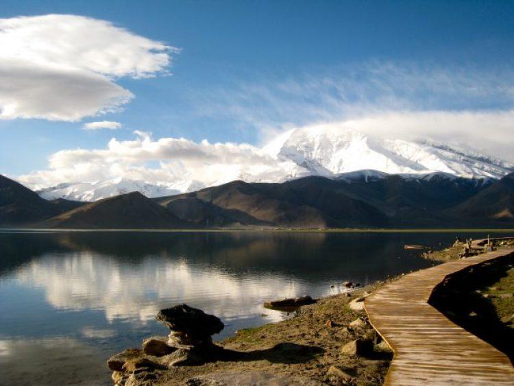 Tarakul Lake in Tajikistan26