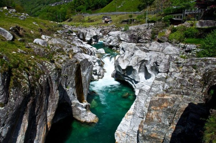 Verzasca River Switzerland18