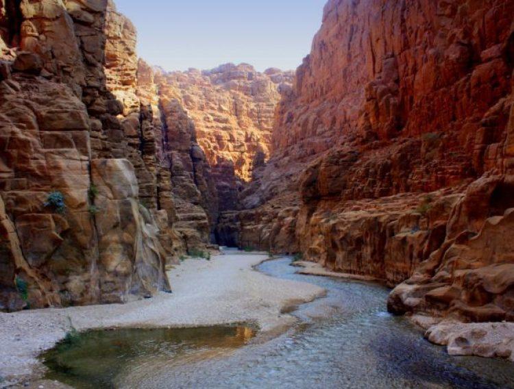 Wadi Mujib Jordan10