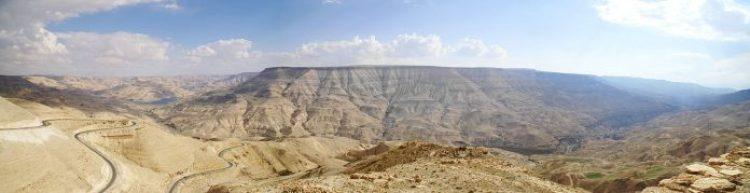 Wadi Mujib Jordan8