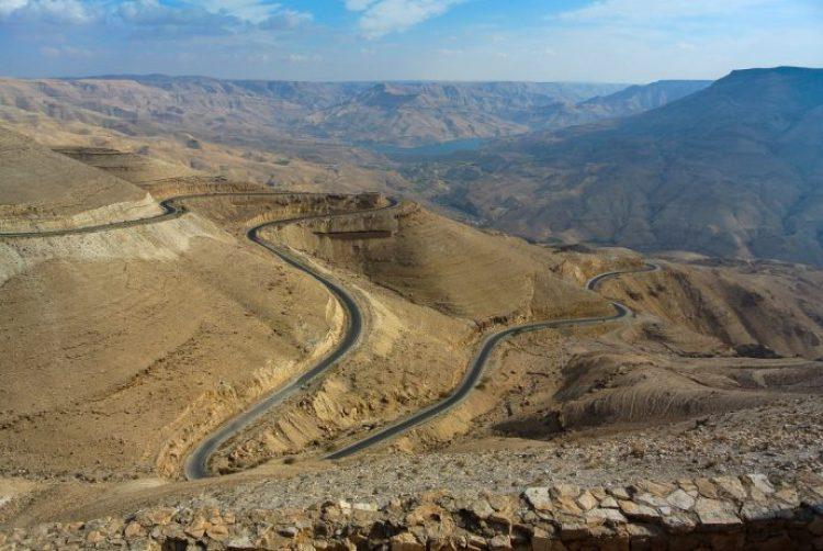 Wadi Mujib Jordan80