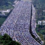 World's Longest Traffic Jam in History