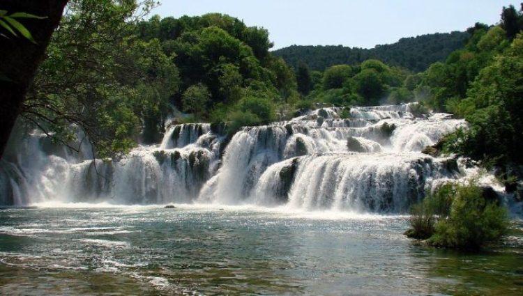 Skradinski buk Waterfall in Croatia17