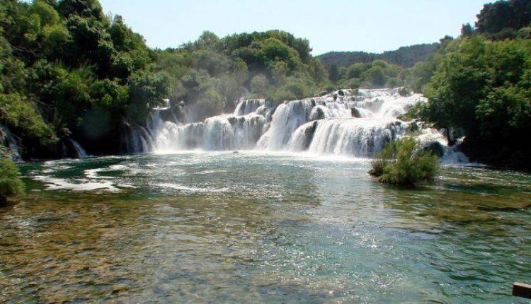 Skradinski buk Waterfall in Croatia19