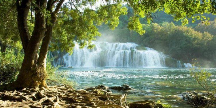 Skradinski buk Waterfall in Croatia22