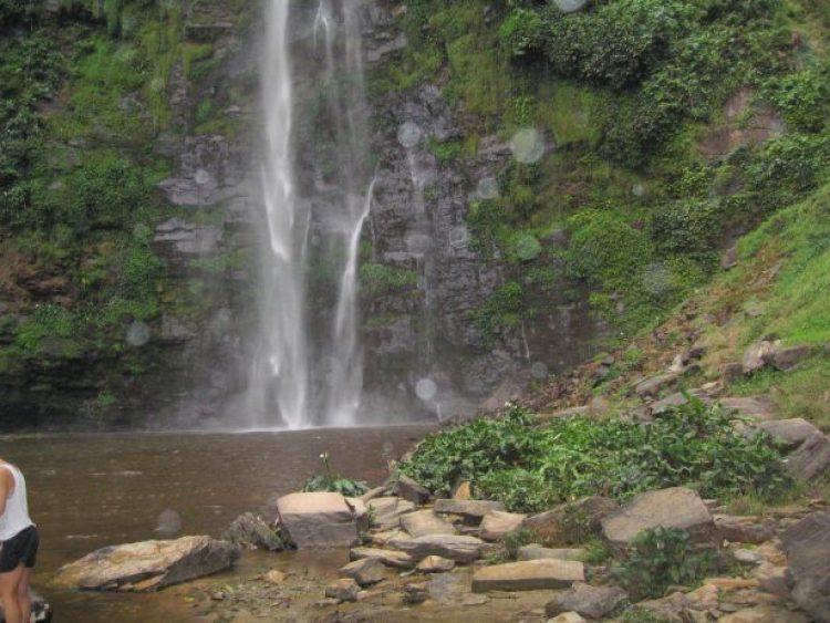 Wli Falls, Ghana11
