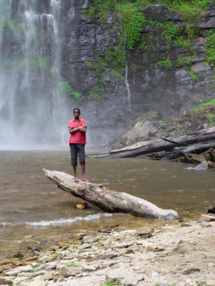 Wli Falls, Ghana2